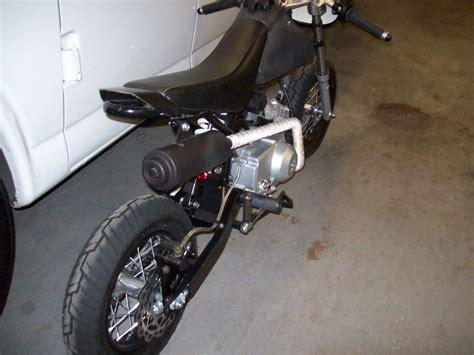 Ssr Pit Bike Honda Crf 50 Mini Bike Cafe Racer Mini Trail