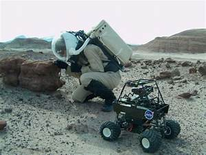 Space Robots, Mars Rovers, and NASA Scientists coming to ...