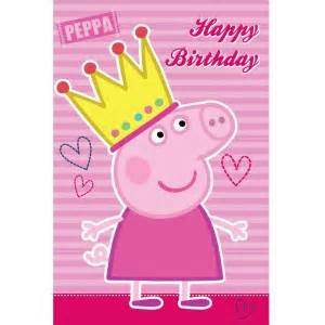 octonauts party supplies peppa pig happy birthday card australia