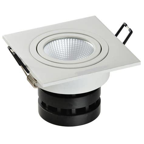 spot led encastrable plafond orientable spot led encastrable plafond orientable spot encastrable led copic 1 noir mat 63235 achat