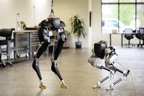 Agility Robotics raises $8 million to develop its two ...