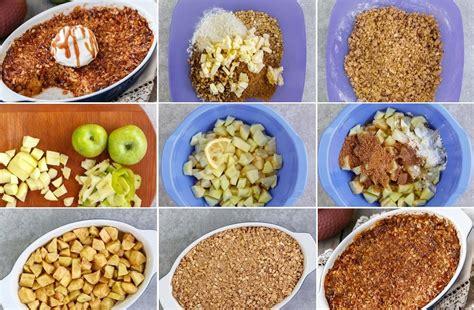 Ābolu krisps - Laiki mainās! | Food, Breakfast