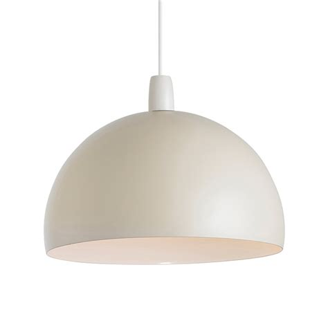 endon newsome non electric metal bowl pendant ceiling light