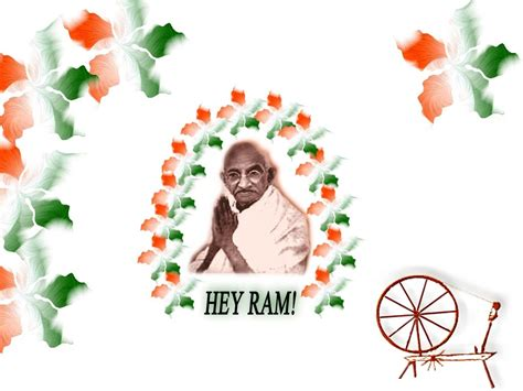 Happy Gandhi Jayanti 2018 2nd October Wishes Sms Quotes