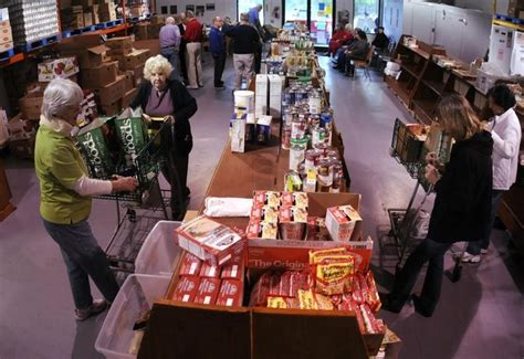 Boiling Spring Lakes Food Pantry Grows With Demand