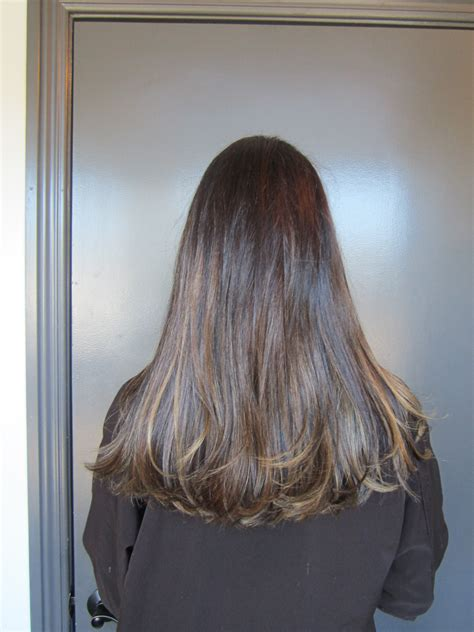 light brown highlights on brown hair light brown highlights neil george