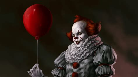 Background Digital Pennywise Clown Pennywise Wallpaper by Pennywise The Clown Hd 4k Wallpapers