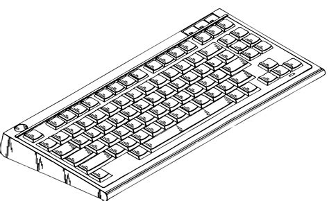 Coloring Keyboard by Pin By Clickworks On Colouring Book Keyboard Keyboard