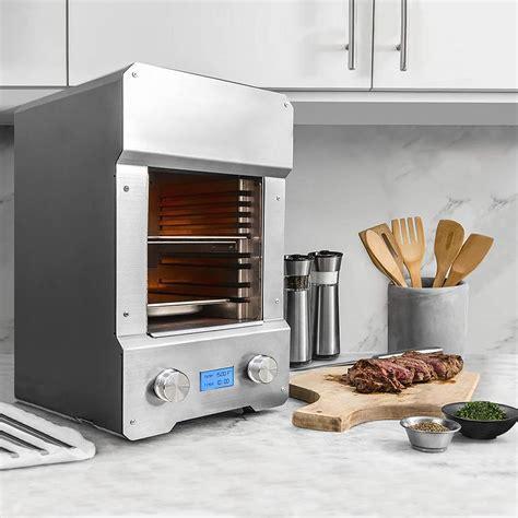 degree steak house oven hammacher schlemmer