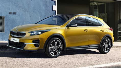 kia crossover 2020 2020 kia xceed debuts as stylish compact crossover for europe
