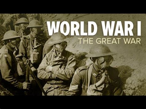 world war i the great war prof liulevicius modern history