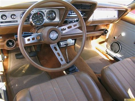 AMC 1973 Gremlin X 2dr cpe Ylw intrr-f b - Picture Gallery ...