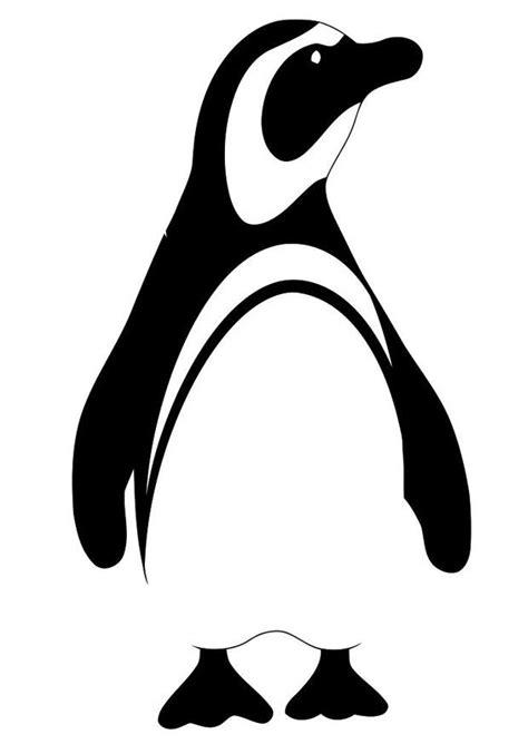 Pingwing Kleurplaat by Kleurplaat Pinguin Afb 19620