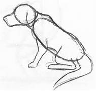 How to Draw a Dog  How To Draw A Puppy