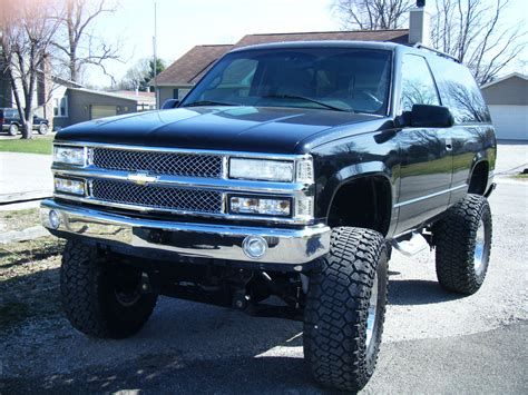 1998 Chevrolet Tahoe by Tanner67 1998 Chevrolet Tahoe Specs Photos Modification