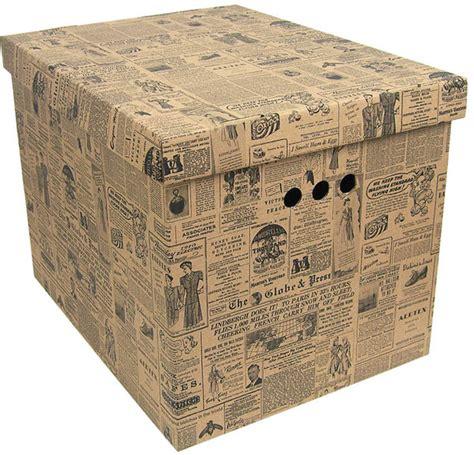 Deko Karton Mit Deckel by Aufbewahrungsbox Deckel Deko Karton Pappe Mehrzweckbox
