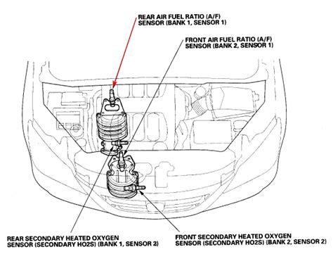 honda odyssey bank  sensor  location wiring diagram amazing wiring diagram collections