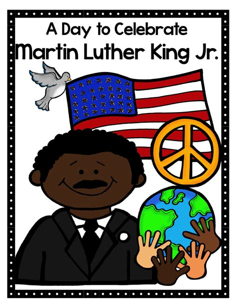 Martin Luther King Clipart Luther Cliparts