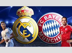 FC Bayern Munich vs Real Madrid Promo Semifinals • 23