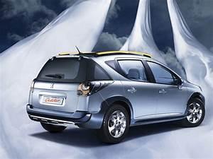 Www Peugeot : peugeot 207 sw outdoor les concept cars peugeot ~ Nature-et-papiers.com Idées de Décoration
