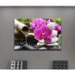tableau orchidee achat vente pas cher With chambre bébé design avec tableau avec fleur orchidee