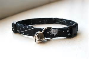 cat collars galaxy cat collar breakaway cat collar handmade cat collar