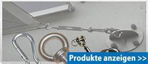 Markisen Und Sonnensegel : online shop befestigungstechnik f r montage von markisen und sonnensegel ~ Markanthonyermac.com Haus und Dekorationen