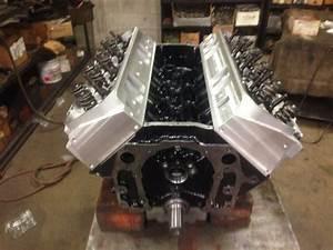 Chevy Chevrolet 540 Stroker 496 454 509 572 Engine 1990 Up