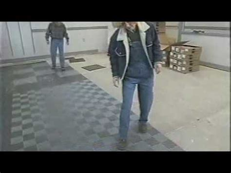 racedeck garage floor installation garage tiles youtube