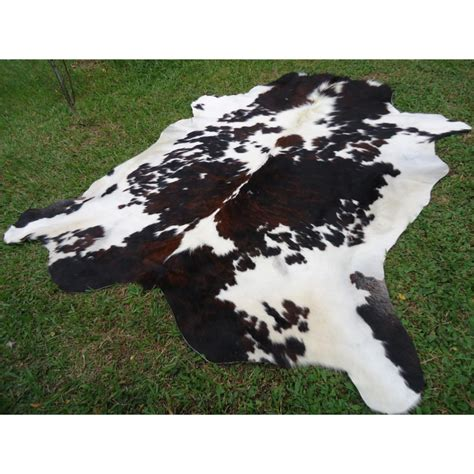Large Cowhide Rugs For Sale by Large Tricolor Cowhide Rug For Sale