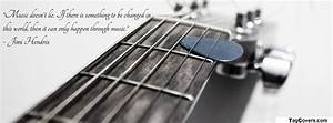 guitar quotes |... Simple Coverwith Quotes