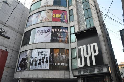 Jyp Entertainment  Best Place To Visit In Seoul Best