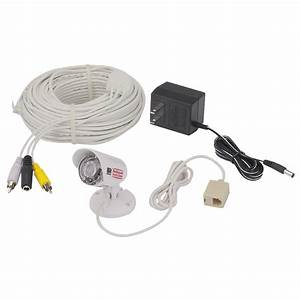 Harbor Freight Security Camera 47546 Wiring