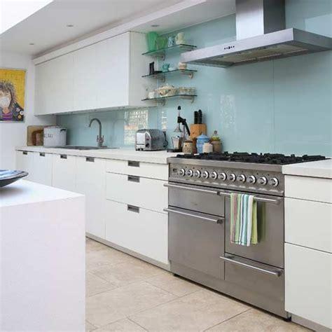 kitchen splashback ideas uk contemporary glass splashback kitchen kitchens kitchen