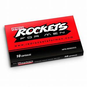 Red Rockets For Men