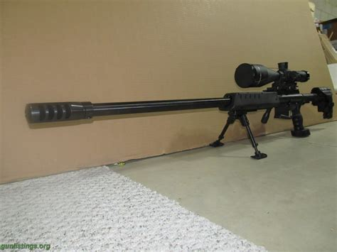50 Bmg Sniper Rifles by Gunlistings Org Rifles Bohica 50 Bmg Ar15 Sniper Rifle