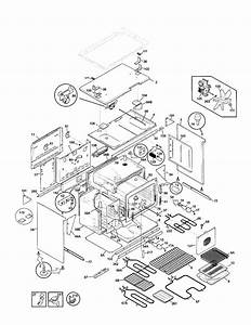 Kenmore 79074403992 Range Parts