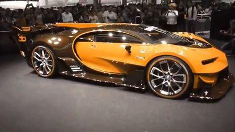 Bugatti That Changes Colors by 2015 Bugatti Vision Gran Turismo 8 0 W16 1500 Hp 463