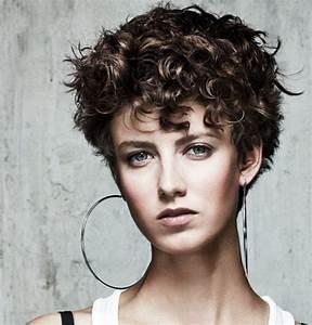 Coupe Courte Bouclée : coiffures de mariage pour cheveux courts hair ~ Farleysfitness.com Idées de Décoration