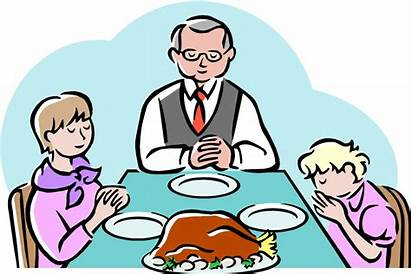 Before Prayer Clipart Eat Prayers Meal Meals