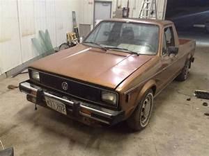 Vw Caddy Diesel : buy parting out 1980 vw caddy diesel rabbit pickup truck ~ Kayakingforconservation.com Haus und Dekorationen