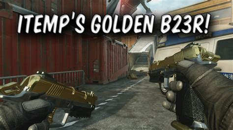 bo gold br gameplay black ops  gold pistol youtube