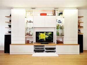 Moderne Wohnzimmer Schrankwand : die helle freude urbana m bel ~ Markanthonyermac.com Haus und Dekorationen