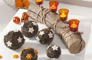 Weihnachtsdeko Natur Ideen Zum Selbermachen : weihnachtsdeko aus naturmaterialien basteln ~ Orissabook.com Haus und Dekorationen