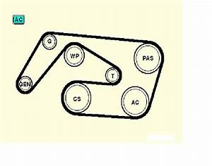 Mercedes Vito 108 Cdi 51 Plate Serpentine Diagram