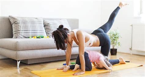 10 excercices de fitness pour faire sport 224 la maison