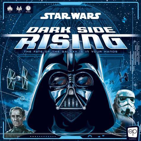 En el juego de mesa this war of mine, los jugadores vivirán la experiencia como un grupo de civiles que se encuentra atrapado en una conflictiva ciudad que se encuentra asediada, soportando dificultades que pondrán a prueba la esencia de la humanidad. Star Wars: Dark Side Rising ~ Juego de mesa • Ludonauta.es