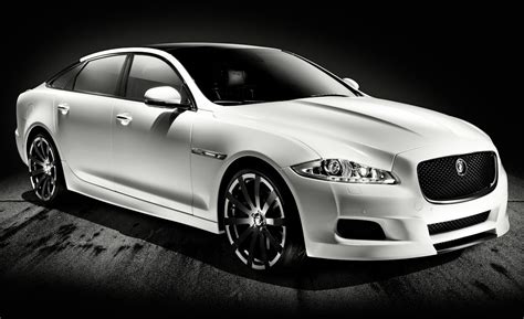 Jaguar Car :  Jaguar Xj75 Platinum Design Concept Car