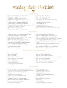 wedding planning ideas best 25 wedding photography checklist ideas on wedding photo list wedding picture