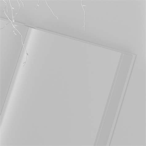 white workspace mockup
